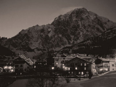 Courmayeur, the roots